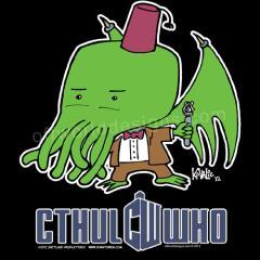 Cthulwho T-Shirt (XL)