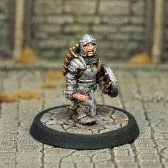 Male Halfling Fighter