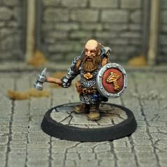 Male Dwarf Cleric