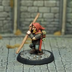 Male Dwarf Thief
