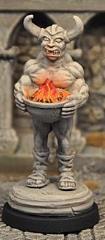 Demon Statue I (Inanimate)