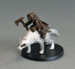 Goblin Wolfrider Chieftain
