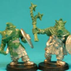 Pig-Faced Orc Command II