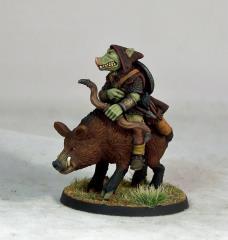 Pig-Faced Orc Boar-Rider II