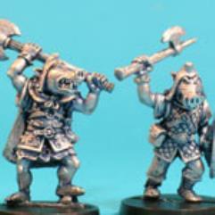 Pig-Faced Orcs III