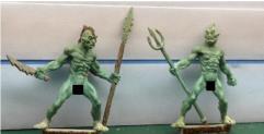 Sahuagin Warriors