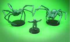 Huge Spider #1