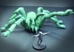 Gigantic Spider