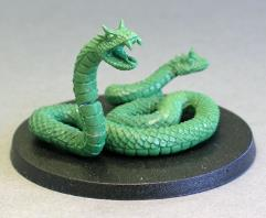 Giant Snake - Amphisbaena