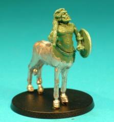 Centaur w/Club & Shield