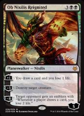 Ob Nixilis Reignited (MR) (Foil)