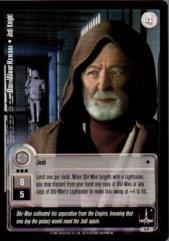 Promo Card - Obi-Wan Kenobi, Jedi Knight