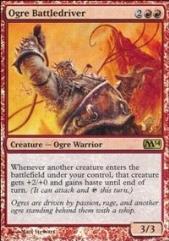 Ogre Battledriver (P) (Foil)