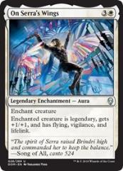 On Serra's Wings (U)