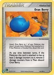 Oran Berry (U) #85