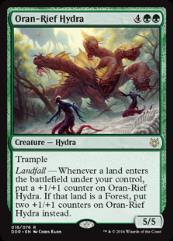 Oran-Rief Hydra (R)
