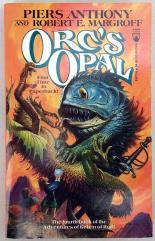 Adventures of Kelvin of Rud #4 - Orc's Opal