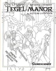 Tegel Manor (Revised Edition, Origins Preview Edition)