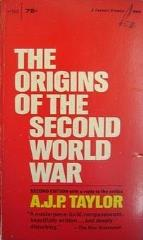 Origins of the Second World War, The