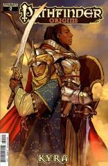 Origins #2 (Sejic Cover)