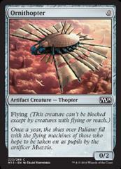 Ornithopter (C)