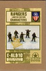 Rangers Characters - Cerberus Pattern (Limited Edition) (Premium Edition)