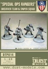 Special Ops Rangers - Observer Team & Sniper Squad (Premium Edition)