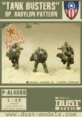 Heavy Ranger Tank Hunter Squad - Tank Busters, Babylon Pattern (Premium Edition)