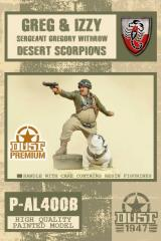 Greg & Izzy - Desert Scorpions