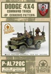 Dodge Command Truck - Cerberus Pattern