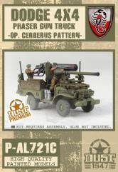 Dodge Phaser Gun Truck - Cerberus Pattern