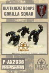 Blutkreuz Korps Gorilla Squad