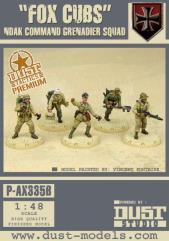 NDAK Command Grenadier Squad - Fox Cubs, Babylon Pattern (Premium Edition)