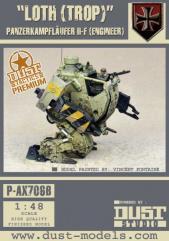 Panzerkampflaufer II-F (Engineer) - Loth (TROP), Babylon Pattern (Premium Edition)