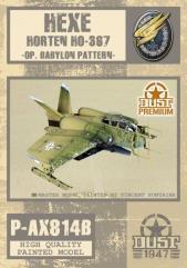 Hexe Horten HO-867 - Babylon Pattern