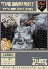 Axis Tank Commanders - Cerberus Pattern (Premium Edition)