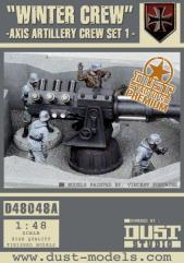 Axis Artillery Crew - Cerberus Pattern