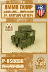 Allies Small Ammo Dump - Babylon Pattern