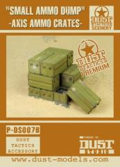 Small Axis Ammo Dump - Babylon Pattern