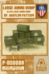 Allies Large Ammo Dump - Babylon Pattern