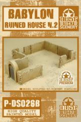 Babylon Ruined House #2 - Babylon Pattern