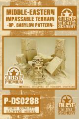 Babylon Impassable Terrain - Babylon Pattern