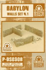 Babylon Wall Set #1 - Babylon Pattern