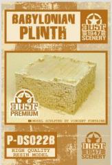 Babylonian Plinth