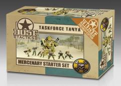 Mercenary Starter Set - Taskforce Tanya (Premium)