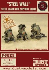 Steel Guard Fire Support Squad - Steel Wall, Babylon Pattern (Premium Edition)