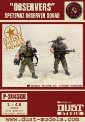 Spetsnaz Observer Squad - Observers, Babylon Pattern (Premium Edition)