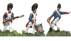 Grenadiers of the Imperal Guard Moulds #1