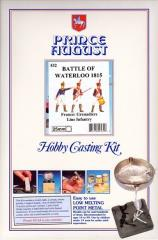 Hobby Casting Kit - French Grenadiers Line Infantry
