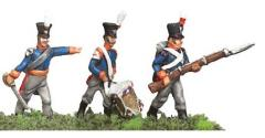 36th Chasseurs Moulds #1